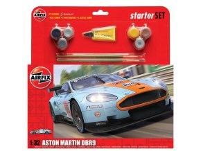 Airfix - Aston Martin DBR 9 Gulf, 1/32, Starter Set A50110
