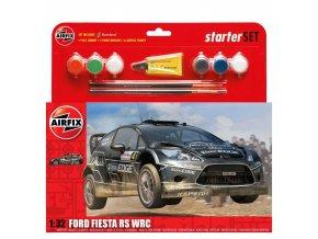 Airfix - Ford Fiesta RS WRC, 1/32, Starter Set A55302