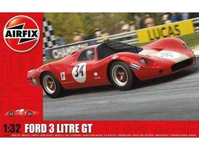 Airfix - Ford 3 Litre GT, reedice, 1/32 Starter Set A55308