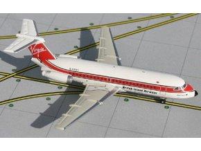 JC Wings - BAC 111-432FD, dopravce British Island Airways, Velká Británie, 1/400