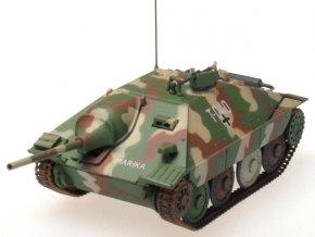 PanzerStahl - Jägdpanzer 38 ''Hetzer'', 2.hungarian panzer divize, 1945 1/72