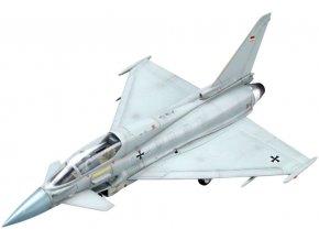 Easy Model - Eurofighter EF-2000, německé vzdušné síly, 1/72