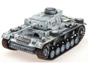 PanzerStahl - Panzer III. Ausf. L, 3.pz gren. div., Rusko, 1/72