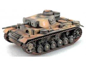 PanzerStahl - Panzer III. Ausf. L, 10.pz, Afrikakorps, 1/72