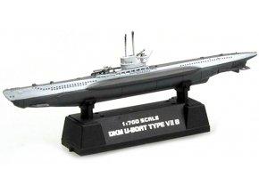 Easy Model - U Boat, Typ VIIB, Kriegsmarine, 1/700