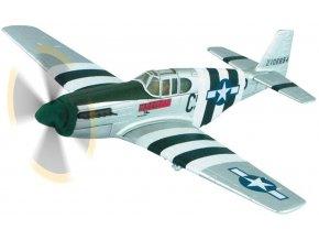 Corgi - North American P-51B Mustang, USAAF, 359th FG, Anglie, 1944, 1/72