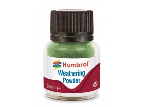 Humbrol - Weathering Powder Chrome Oxide Green - pigment pro efekty 28ml, AV0005
