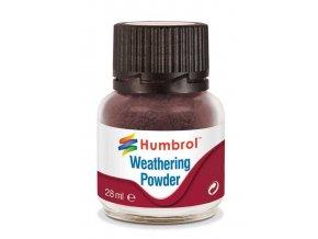 Humbrol - Weathering Powder Dark Earth - pigment pro efekty 28ml, AV0007