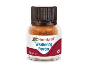 Humbrol - Weathering Powder Rust  - pigment pro efekty 28ml, AV0008