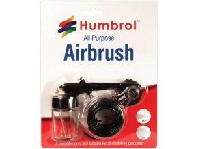 Humbrol - sada pro airbrush blister, All Purpose Airbrush, AG5107