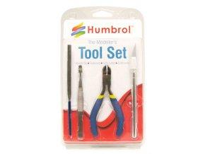Humbrol - sada nářadí, Kit Modeller's Tool Set, AG9150