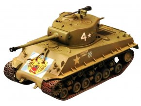 "Easy Model - M4A3E8 Sherman, ""Skeeter Hawk"", 1/72"