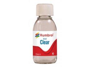Humbrol - lak 125ml, Humbrol Clear - Matt, AC7434