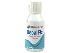 Humbrol - změkčovač obtisků 125ml, láhev, Humbrol Decalfix, AC7432