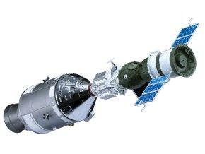Dragon - Apollo 18 + Soyuz 19, 1/72