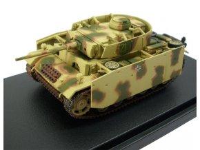 PanzerStahl - Panzer III. Ausf. M, 3. SS-Panzer-Division Totenkopf, Kursk, 1943, 1/72