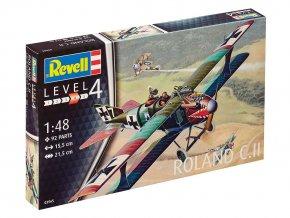 Revell - LFG Roland C.II, ModelKit 03965, 1/48