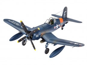 Revell - Chance Vought F4U-4 Corsair, ModelKit 03955, 1/72