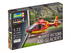 Revell - Eurocopter EC 135, Air Glaciers,  ModelKit 04986, 1/72