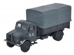 Oxford - Bedford OYD, kořistní provedení Luftwaffe, východní fronta, 1/76