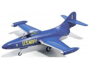 Falcon Models - Grumman F9F-2 Panther, US Navy Blue Angels, 1949, 1/72