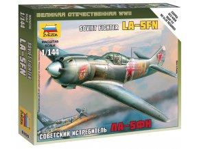 Zvezda - Lavočkin La-5, Wargames (WWII) 6255, 1/144