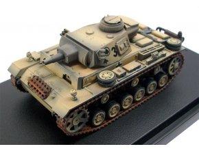 PanzerStahl - Panzer III. Ausf. N, 15.Pz.Div., Afrikakorps 1943, 1/72