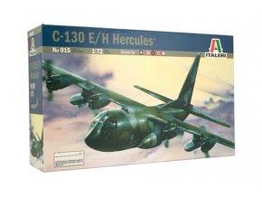 Italeri - Lockheed C-130 E/H Hercules, Model Kit 0015, 1/72