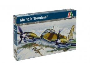 Italeri - Messerschmitt Me-410 Hornisse, Model Kit 0074, 1/72