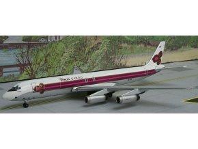 AeroClassic - Douglas DC-8-62, dopravce Thai Airways International Cargo, Thajsko, 1/400
