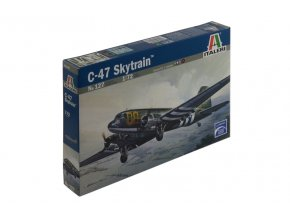 Italeri - Douglas C-47 Skytrain, Model Kit 0127, 1/72