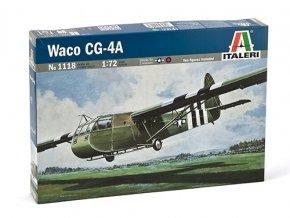 Italeri - americký transportní kluzák Waco CG-4A Haig, 1/72, Model Kit 1118
