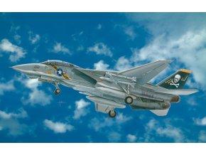 Italeri - Grumman F-14 A Tomcat, Model Kit 2667, 1/48
