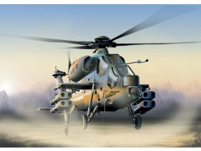 Italeri - Agusta A129 Mangusta, 1/72, Model Kit 0006