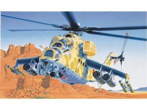 Italeri - Mil Mi-24 D/E ''Hind'', Model Kit 0014, 1/72