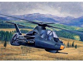 Italeri - Boeing/Sikorsky RAH-66 Comanche,  Model Kit 0058, 1/72