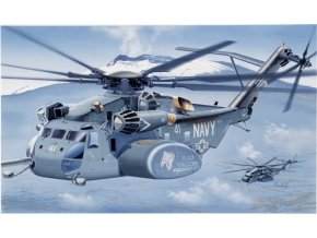 Italeri - Sikorsky MH-53 E Sea Dragon, Model Kit 1065, 1/72