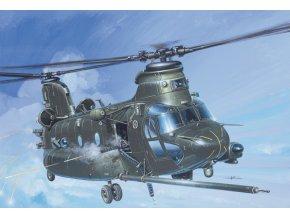Italeri - Boeing MH-47 E Chinook, Model Kit 1218, 1/72