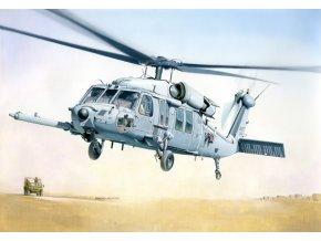 Italeri - Sikorsky MH-60K Night Hawk, Model Kit 2666, 1/48