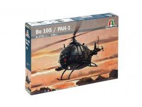 Italeri - MBB Bo 105 / PAH-1, Model Kit 2742, 1/48