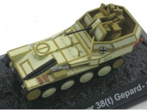 Blitz 72 - Sd.Kfz.140 Flakpanzer 38t Gepard, 1944, 1/72