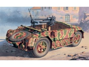 Italeri - SPA-Viberti AS.42 s protitankovým dělem 47 mm Breda 47/32, Model Kit 7053, 1/72