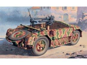 Italeri - SPA-Viberti AS.42 s protitankovým dělem 47 mm Breda 47/32, Model Kit 7053, 1/72