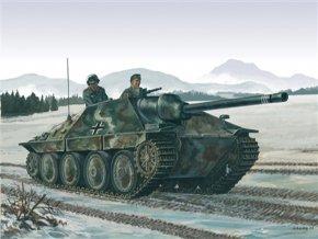 Italeri - Sd.Kfz.138/2 Jagdpanzer 38 (t) Hetzer, Model Kit 7057, 1/72