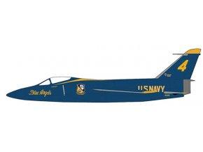 Falcon Models - Grumman F-11F-1 Tiger, USN Blue Angels, #4, 1964, 1/72