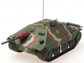PanzerStahl - Jagdpanzer 38 ''Hetzer'', bojová skupina Milowitz, Praha, 1945, 1/72