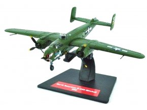 Altaya/IXO - B-25H Mitchell, Spojené Státy, 1/144