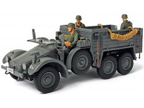 Forces of Valor - Krupp Kfz.70 6x4, nákladní automobil, východní fronta, 1941, 1/32
