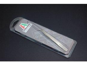 Italeri - zahnutá pinzeta, Precision tweezer - curved, 50813