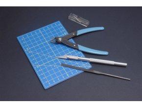 Italeri - sada nářadí, Plastic modelling tool set, 50815